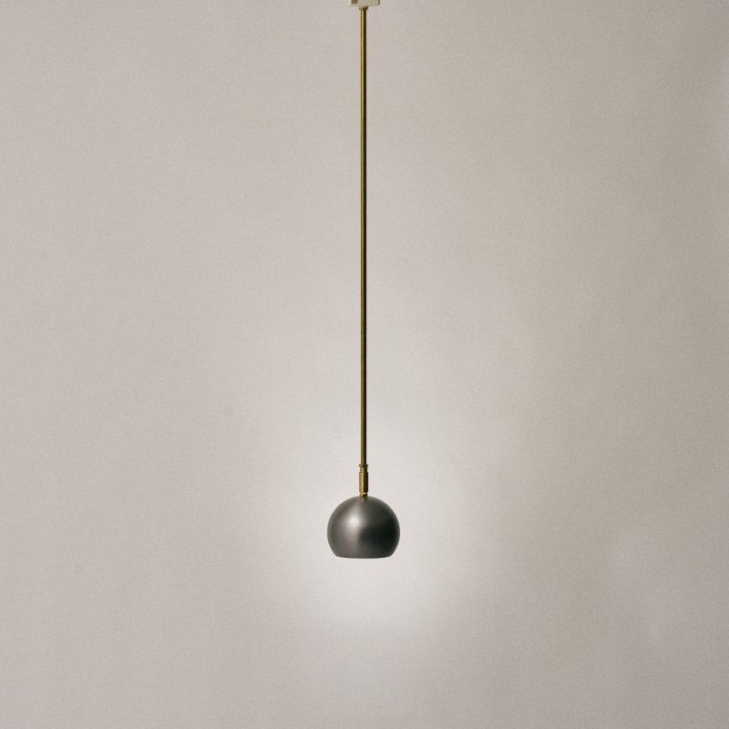 OPL079-L<br>BALL SPOT LAMP - L size / スチールボール スポット照明