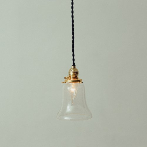 OPL346<br>GLASS SHADE LAMP / 真鍮ガラスシェード照明