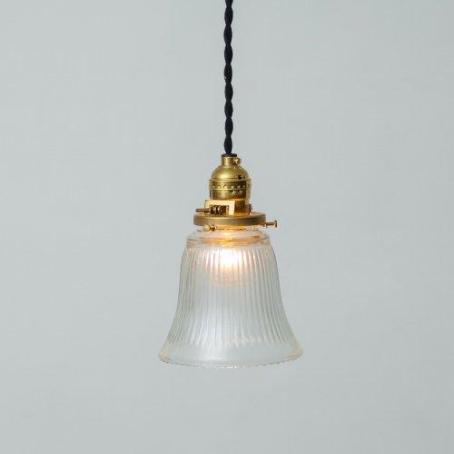 OPL398<br>GLASS SHADE LAMP / 真鍮ガラスシェード照明