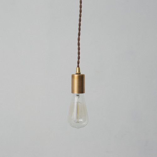 OPL075<br>BRASS COVER PENDANT LIGHT / 真鍮カバー照明