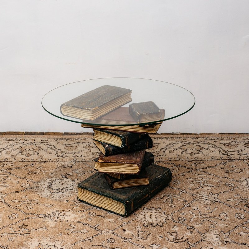 BOOK SIDE TABLE<br>ブックサイドテーブル