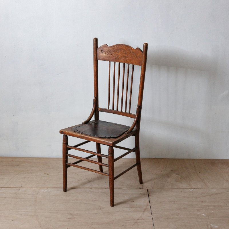 OAK DINING CHAIR<br>ヴィンテージ オーク チェア