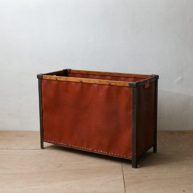 LAUNDRY BOX<br> ヴィンテージ ランドリーボックス