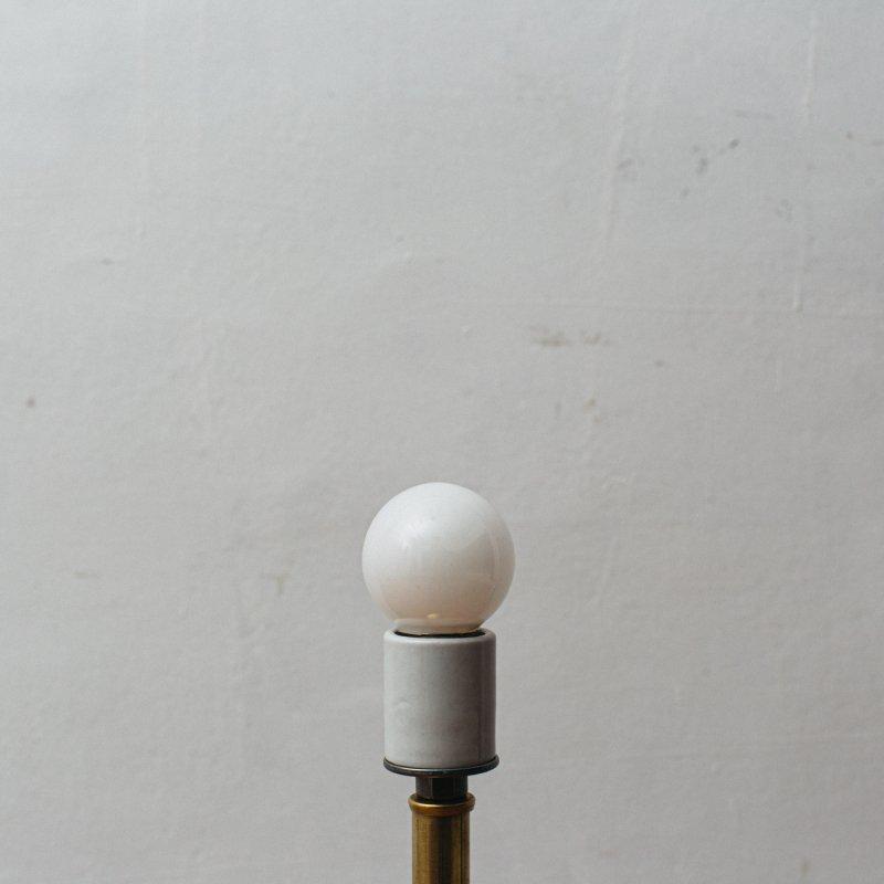 LAMP BULB E26 40W - WHITE BALL<br>白熱電球 E26 40W ホワイト