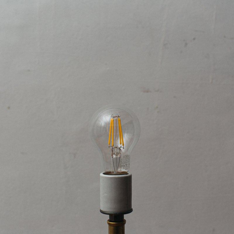 LED BULB E26 4W - HOUSE<br>LED電球 E26 4W クリア