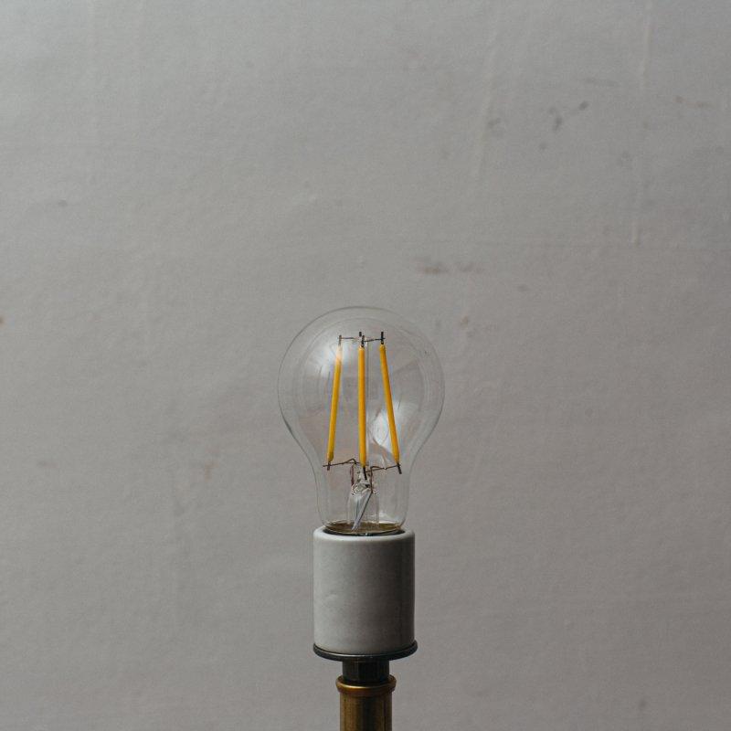 LED BULB E26 6.5W - HOUSE<br>LED電球 E26 6.5W クリア