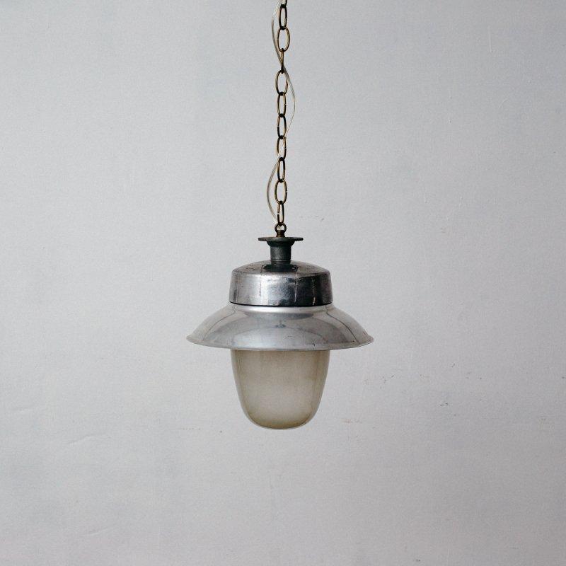 VINTAGE INDUSTRIAL LAMP  <br> ヴィンテージ インダストリアル照明