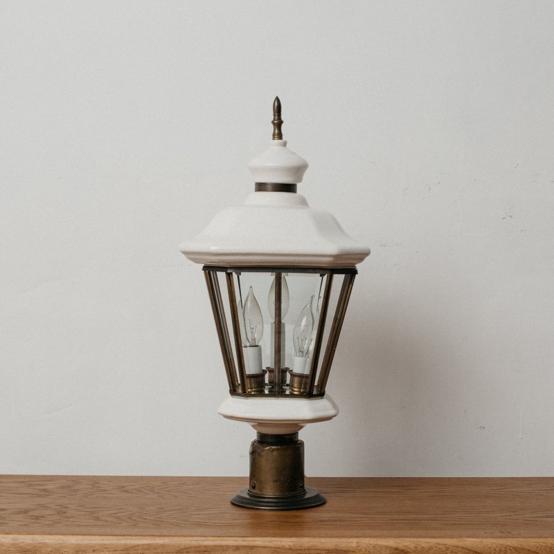 VINTAGE STAND LAMP<br>ヴィンテージ スタンド照明