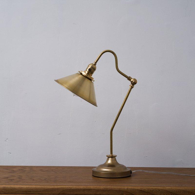 OSL076<br>STAND LIGHT / 真鍮スタンド照明