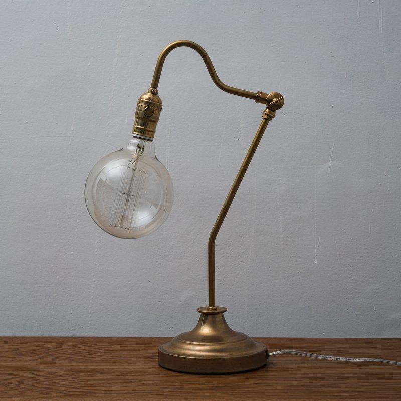 OSL075<br>STAND LIGHT / 真鍮スタンド照明