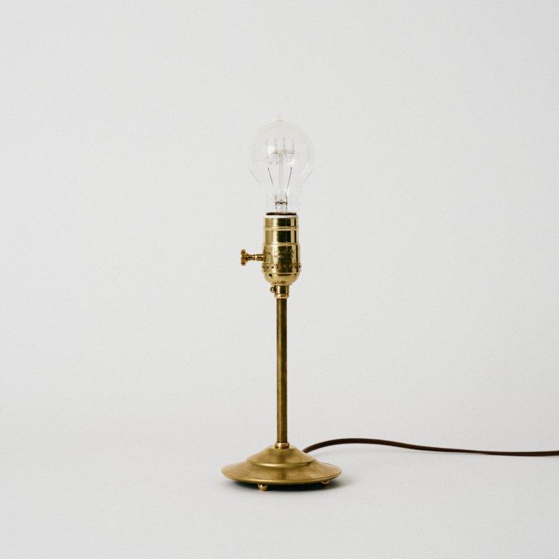 OSL163-L<br>STAND LIGHT - L size / 真鍮スタンド照明