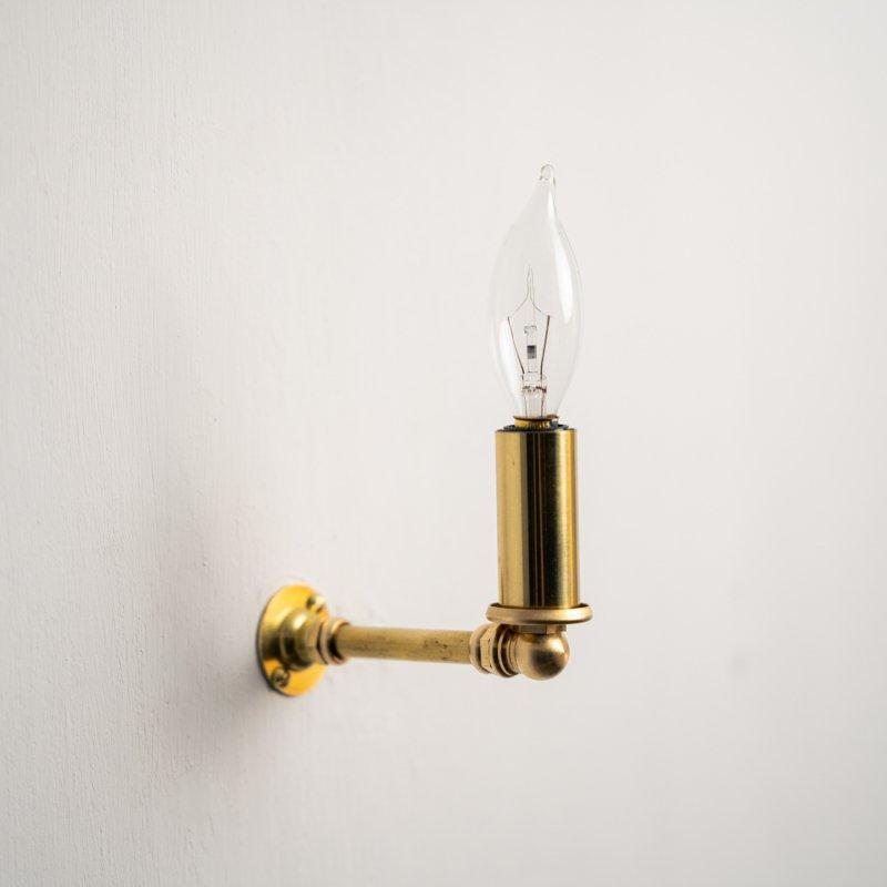 OBL038B<br>BRACKET LAMP / 真鍮ブラケットランプ