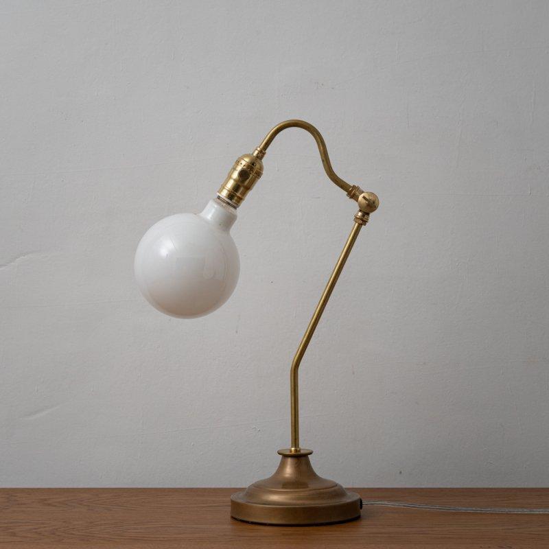 OSL075B<br>STAND LIGHT / 真鍮スタンド照明