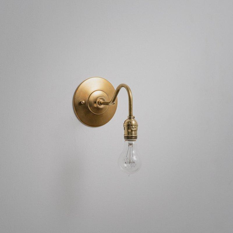 OBL024F<br>BRACKET LAMP / 真鍮ブラケットランプ