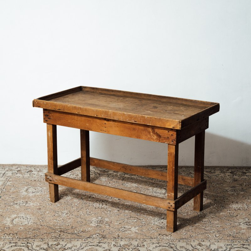 MARCHE TABLE <br> ヴィンテージ マルシェテーブル