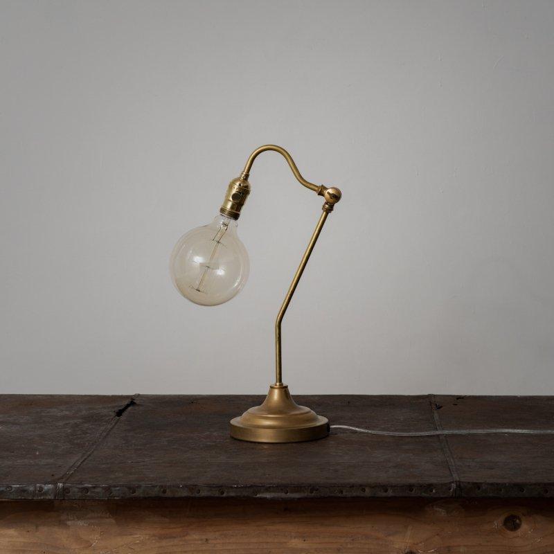 【再入荷】OSL075B-U<br>STAND LIGHT / 真鍮スタンド照明