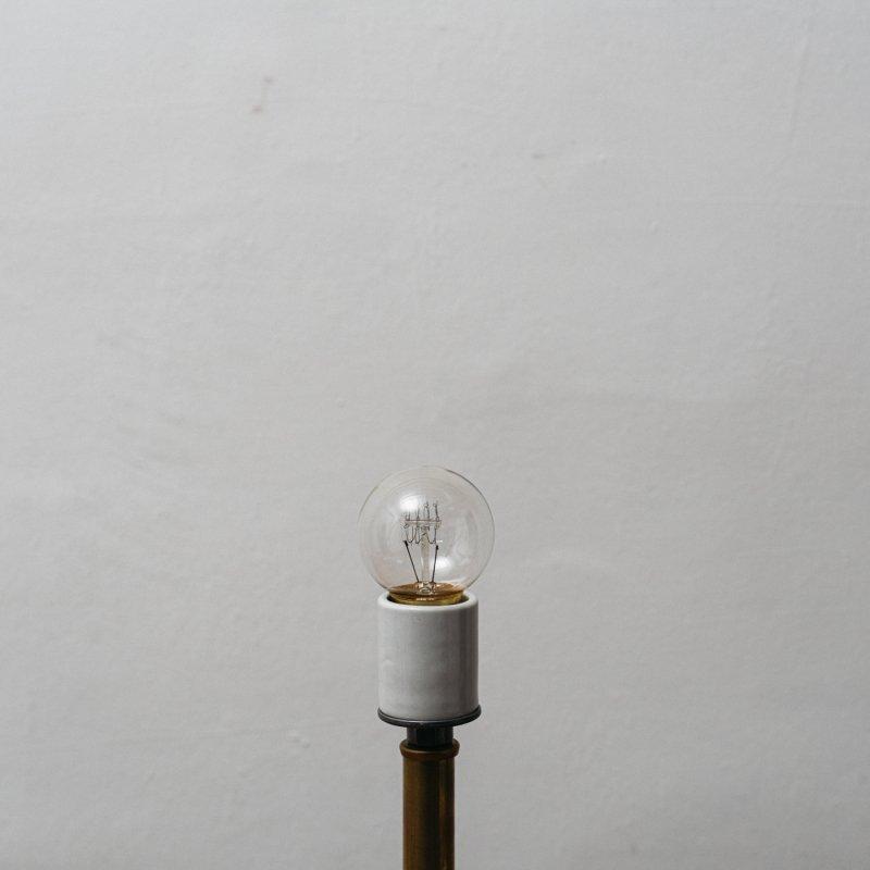 LAMP BULB E26 40W - EDISON BABY BALL<br>白熱電球 E26 40W エジソン