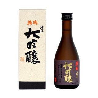 翁鶴 純米大吟醸 300ml