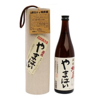 やまはい純米酒 720ml