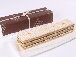 【冬季限定】オペラ バターケーキ・白 1本 [送料込]