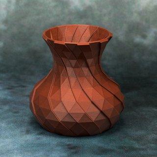 【木質入り】「701C」花瓶風の器