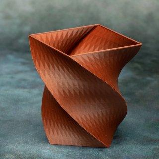 【木質入り】「401C」 幾何学模様のインテリア雑貨