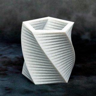 【石材風】「501D」五角形の小物入れ