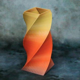 【一点物】 「009」 幾何学模様のグラデーション 箸立て&花瓶風