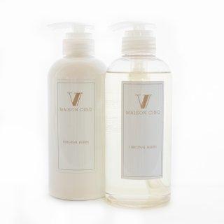 ORIGINAL HERBS Shampoo&Treatment  500ml