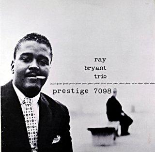 RAY BRYANT TRIO (FANTASY盤)