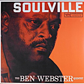 BEN WEBSTER SOULVILLE US盤