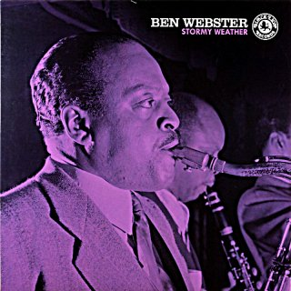 STORMY WEATHER BEN WEBSTER US盤