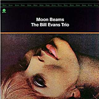 MOONBEAMS BILL EVANS TRIO Spanish盤