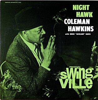 NIGHT HAWK COLEMAN HAWKINS (OJC盤)