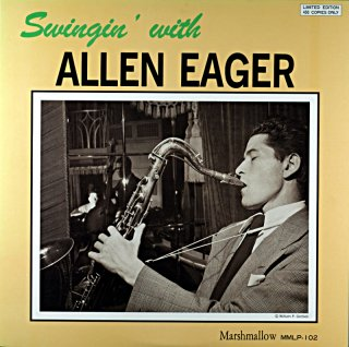 THE GREATNESS OF ALLEN EAGER