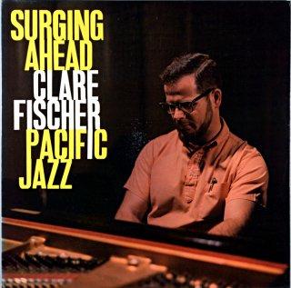 SURGIN AHEAD CLARE FISCHER Original盤