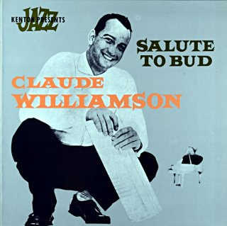 CLOUDE WILLIAMSON SALUTE TO BUD (Affinity盤)