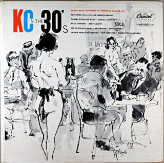 JAY MCSHANN K .C. IN THE 30S Original盤