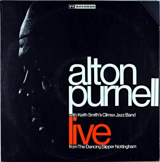 ALTON PURNELL LIVE WITH KEITH SMITH'S CLIMAX JAZZ BAND Uk盤