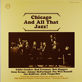 EDDIE CONDON CHICAGO AND ALL THAT JAZZ !