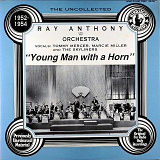RAY ANTHONY AND HIS ORCHESTRA VOCALS TOMMY MERCHER Us盤