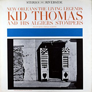 KID THOMAS AND HIS ALGIERS STOMPERS Original盤