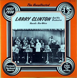 LARRY CLINTON AND HIS ORCHESTRA VOCALS BEN WAIN