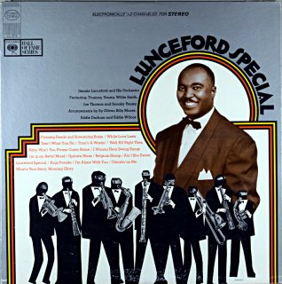 JIMMIE LUNCEFORD LUNCEFORD SPECIAL Us盤