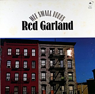 RED GARLAND WE SMALL HOURS