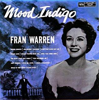 FRAN WARREN MOOD INDIGO