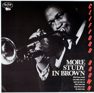 CLIFFORD BROWN MORE STUDY IN BROWN