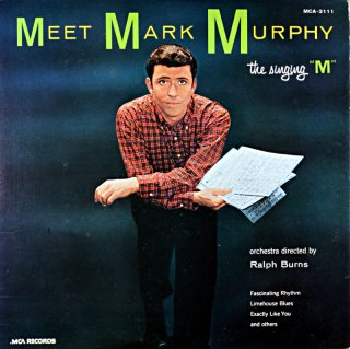 "MEET MARK MURPHY THE SINGING ""M"""
