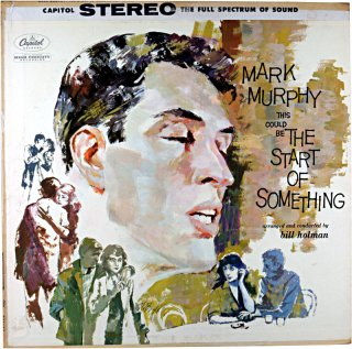 MARK MURPHY THE START OF SOMETHING Us盤