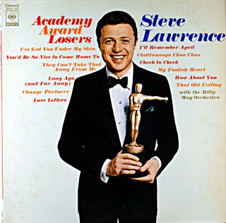 ACADEMY AWARD LOSERS STEVE LAWRENCE